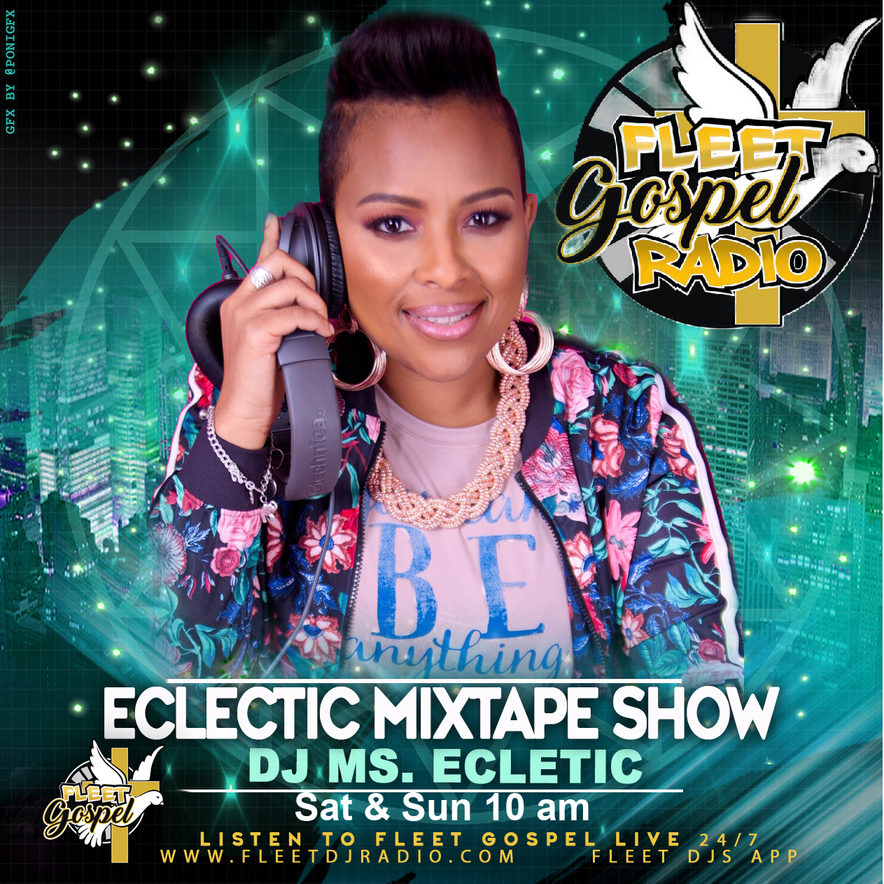 DJ Ms Eclectic